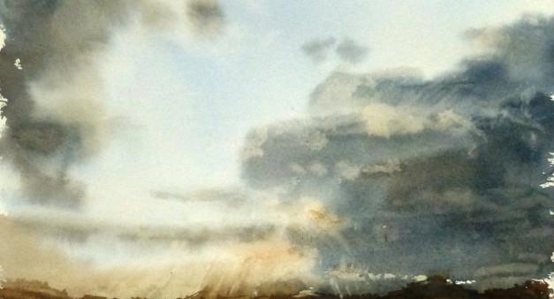 Ciel d'orage Coiron