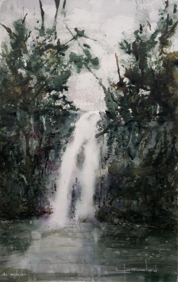 Cascade aléatoire
