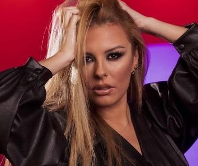 Anxhela Peristeri pour l'Albanie