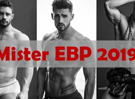 Mister EBP 2019 : c'est parti !