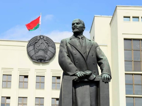 Belarus OUT !