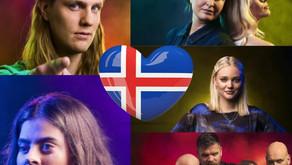 Islande : 5 en finale, 2 favoris...