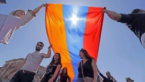 L'Arménie se retire