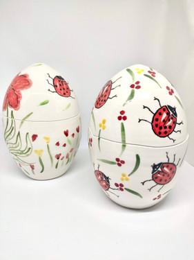 Αυγά μεγάλα ζωγραφιστά
