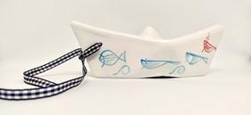 Kαράβι με ψαράκια