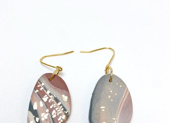 Marble coloured hooks