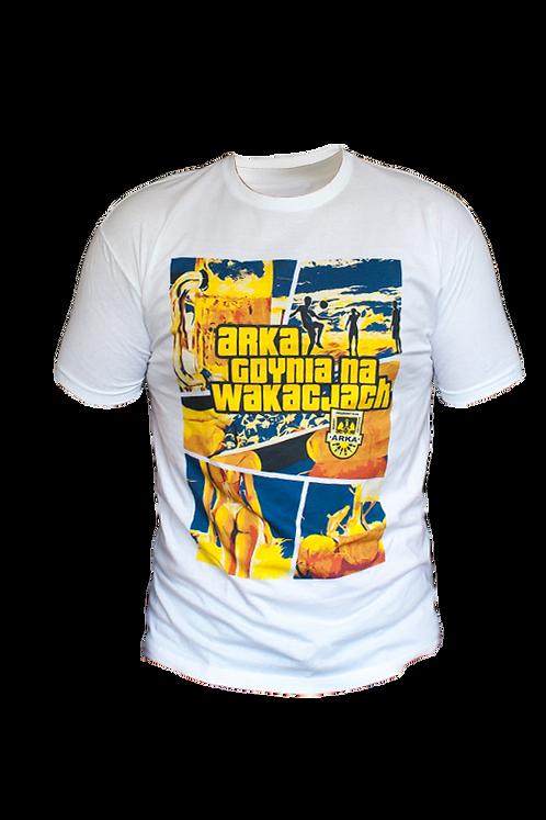 """Koszulka """"Wakacje"""""""