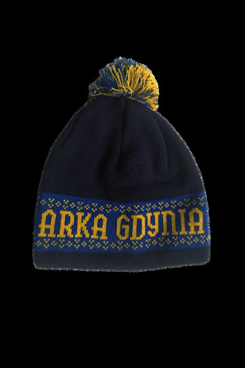 """Czapka zimowa """"Arka Gdynia"""""""
