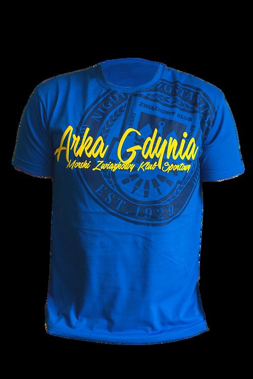 """Koszulka Niebieska """"Arka Gdynia"""""""