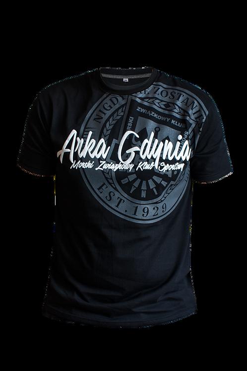 "Koszulka Czarna ""Arka Gdynia"""