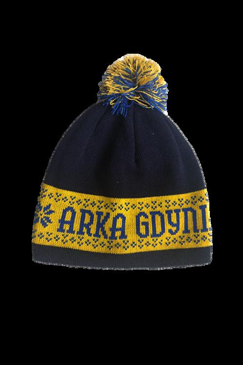 """Czapka zimowa """"Arka Gdynia2"""""""