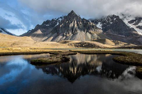 Ausangate mountain, Peru