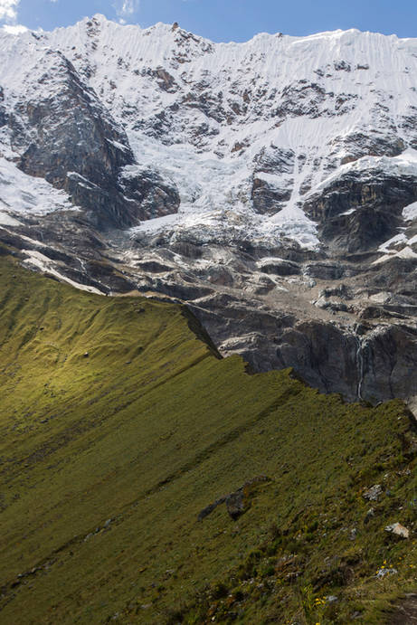 Salcantay mountain, Peru