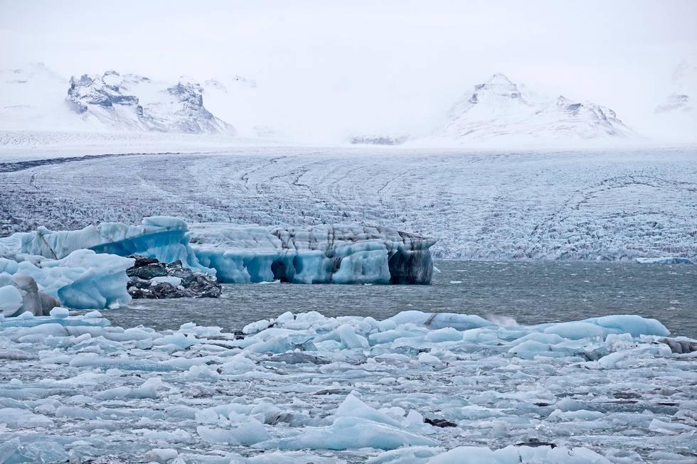 Jökulsárlón Glacier, Iceland