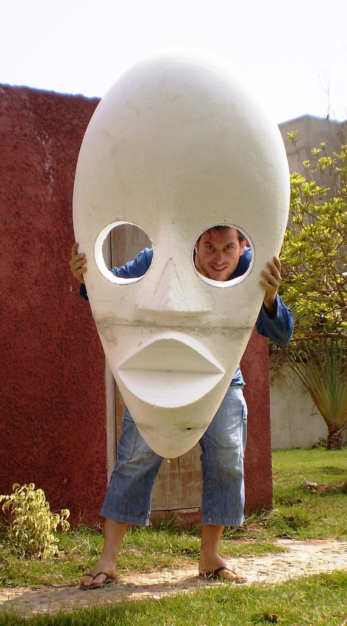 Mask Dan