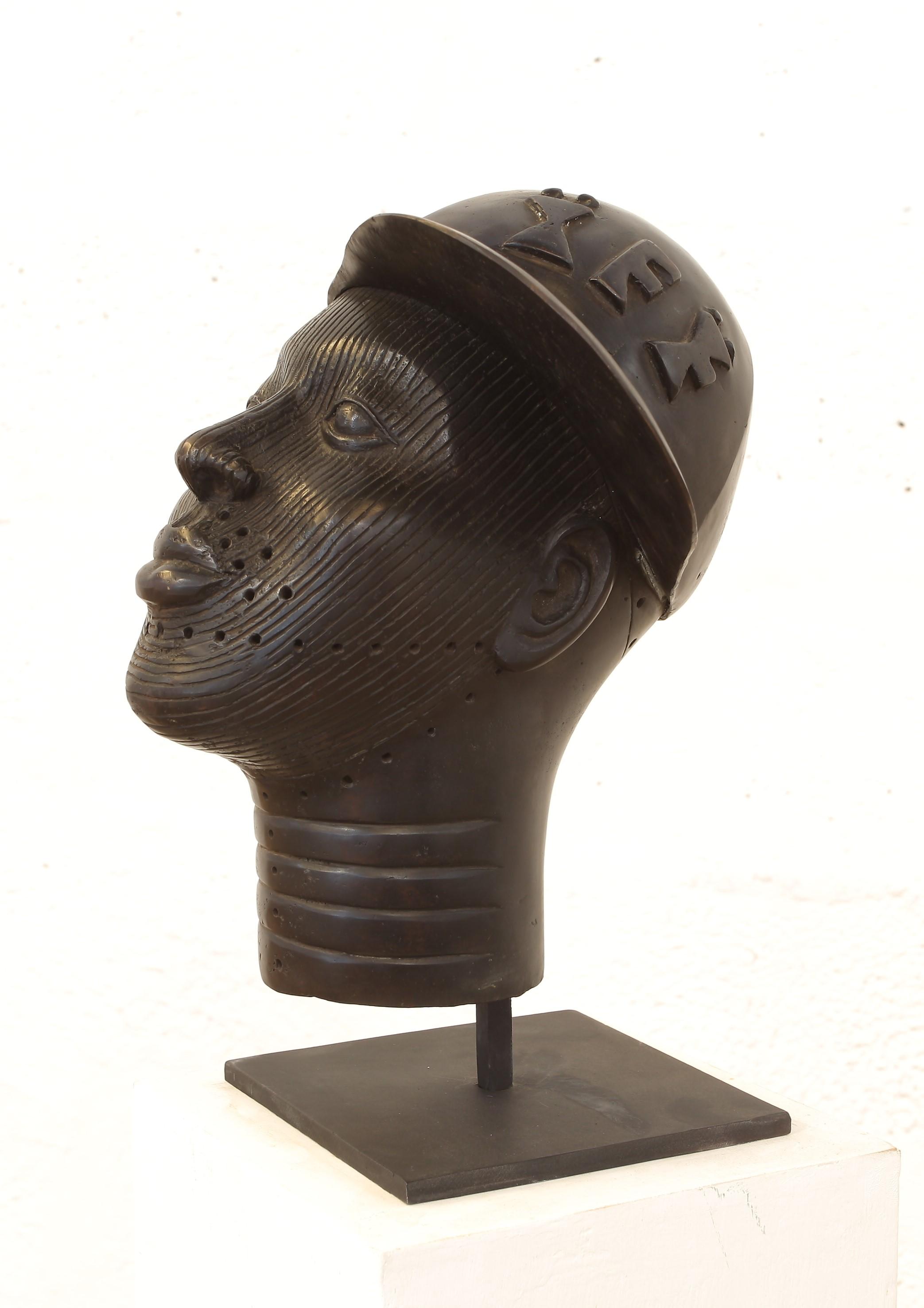 Ifé head