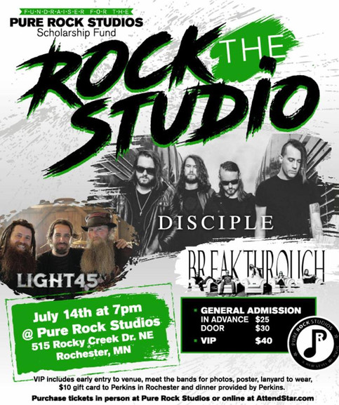 Breakthrough and Light45 To Open For Disciple