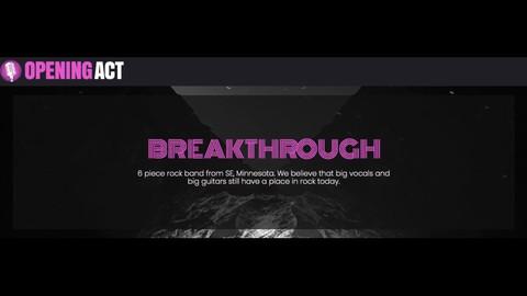 Help Breakthrough play the Hollywood Bowl