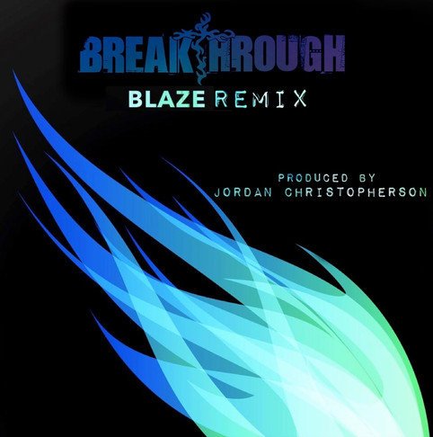 "NEW SINGLE: ""Blaze [Jordan Christopherson Remix] is out."