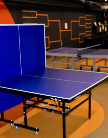 Fair Play FP-102 Table Tennis Table