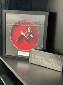 Devaney Tattoo