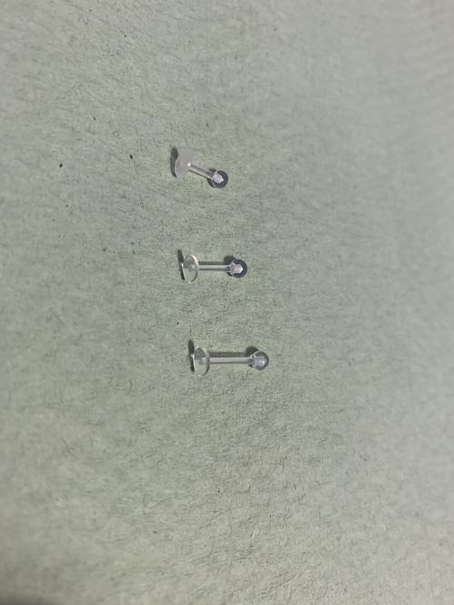 Bio Flex Labret with acrylic ball
