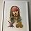 Thumbnail: Johnny Depp A3 watercolour Giclee Print