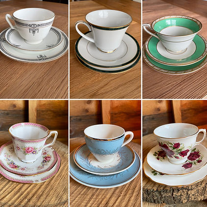 Cup,Saucer, & Side Plate Trio from £1.50 each.jpg