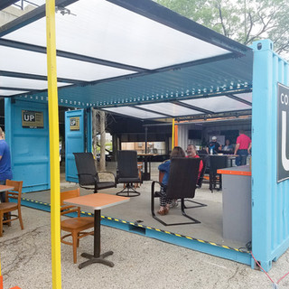 Pop-Up Lounge Rental