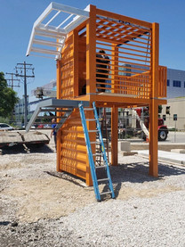 Community collaboration playground