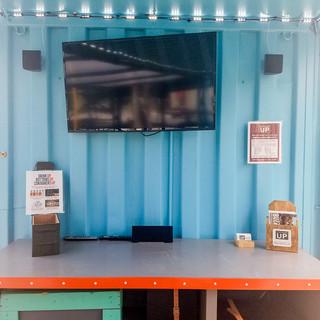 Pop-Up Lounge Rental