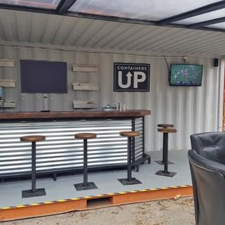 Modern Bar Rental