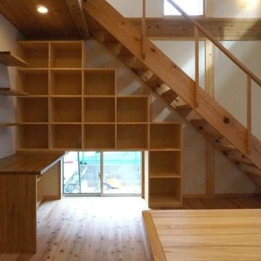 島根の木の家