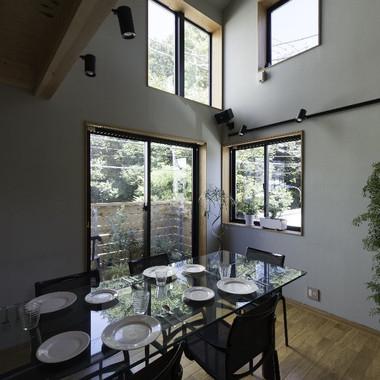 西ヶ原の家