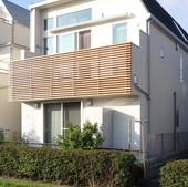 宇喜田の家