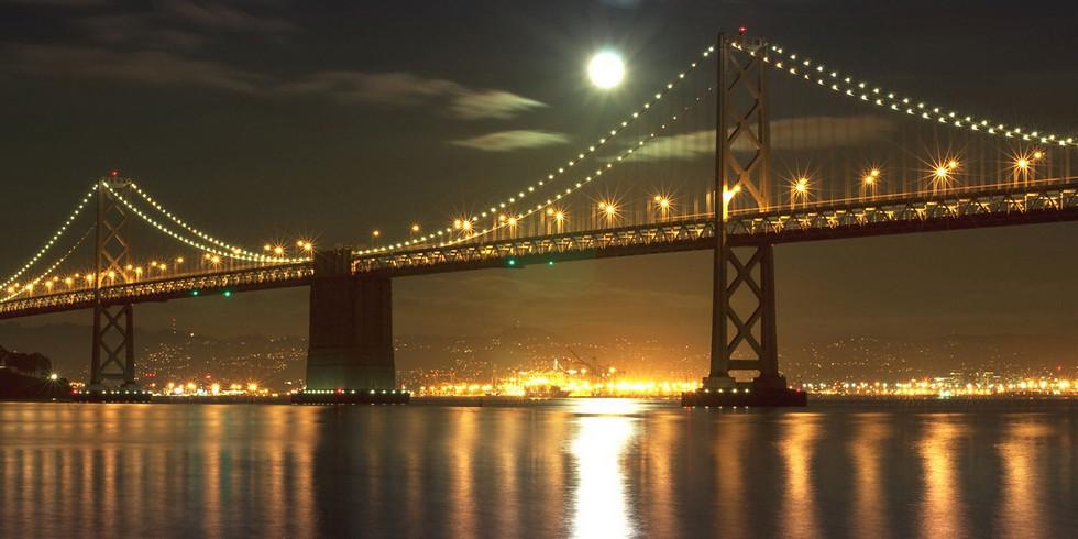 $60 Full Moon SF Sail -  January 10, 2020 Full Wolf Moon