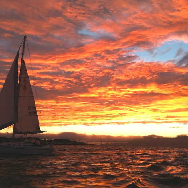 SPECIAL: $400!!  2020 Sailing Intro for 6 people up to 3 hours