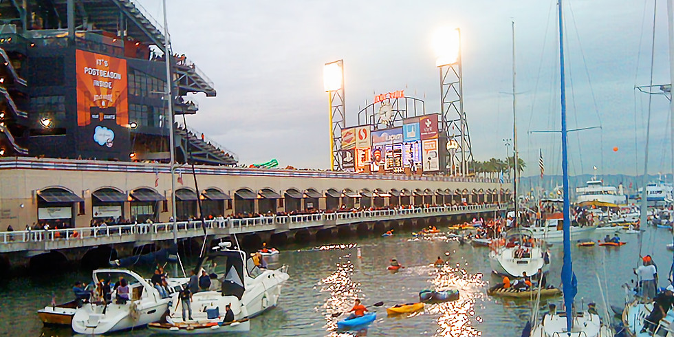 2020 Giant's Game from McCovey Cove $550