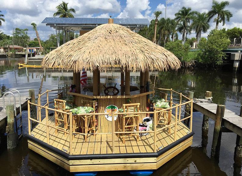 Deale Tiki cruise