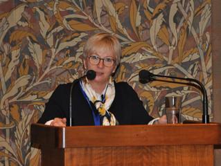 Patricia Creutz zur Vize-Präsidentin des Benelux-Parlaments bestimmt - Grenzüberschreitende Kooperat