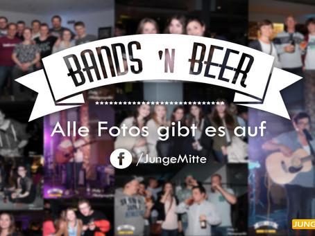 BANDS `n BEER by Junge Mitte
