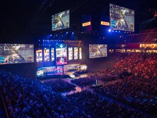 """""""Wir müssen E-Sports ernst nehmen"""" - CSP zu Gast auf einer der weltweit größten E-Sports-Veranstaltu"""