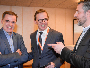 """""""Wichtiger Schritt hin zu einer provinzfreien DG"""" - Regierungsabkommen in der WR"""