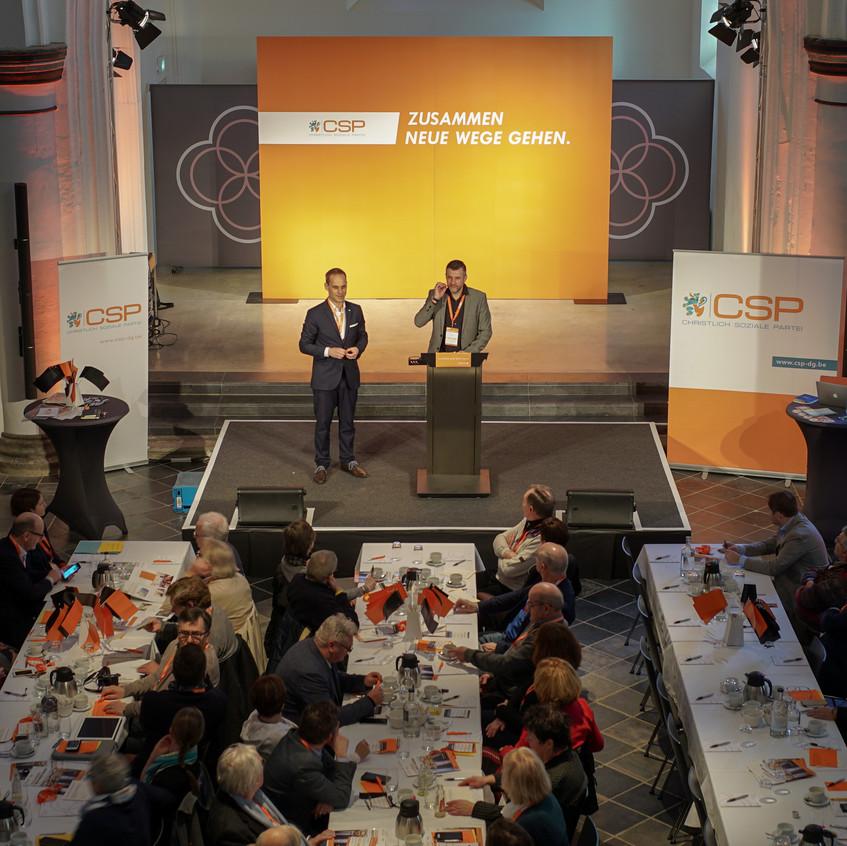 CSP Parteitag (1)