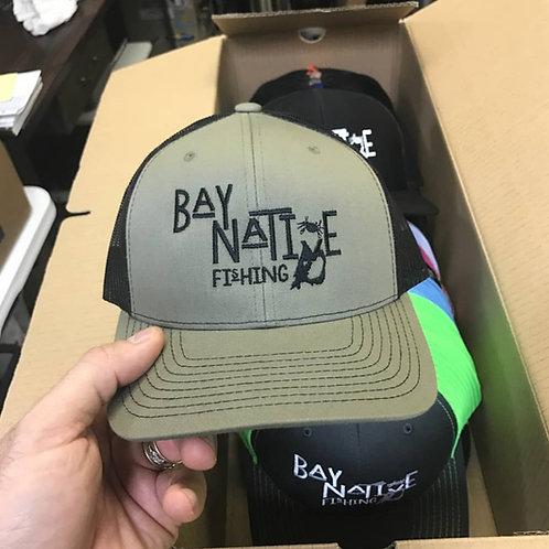 BayNative Fishing Trucker Cap