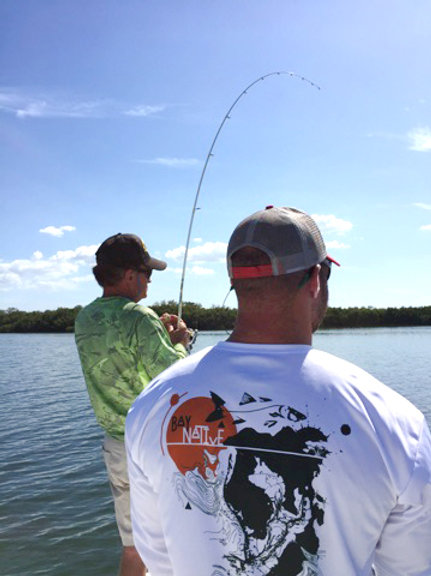 BayNative Fishing Shirt