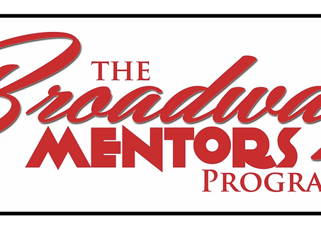 The Broadway Mentors Program Online Vocal and Acting Training