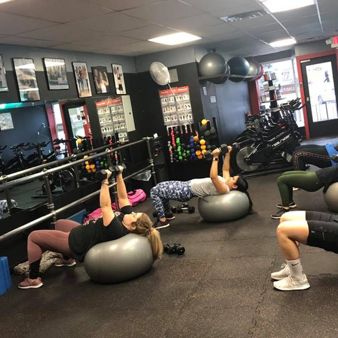 Tatyana's Fitness Online 6 Week Transformation Challenge