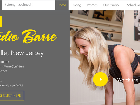 Studio Barre Somerville Virtual Classes