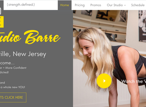 Studio Barre Somerville Virtual Classes